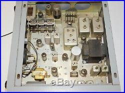 Vtg 1960s Hallicrafters SX-117 Ham Amateur Band Radio Vacuum Tube Audio Receiver