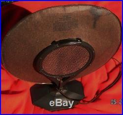 Vtg Antique Radio 1920s paper Cone Loud Speaker very cool