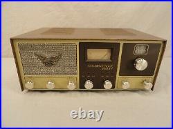 Vtg Browning Golden Eagle Mark IV Receiver Mk4 Cb/ham Base Station Tube Radio