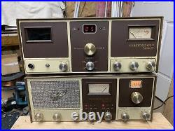 Vtg Browning Golden Eagle Mark IV Transmitter Mk4 Cb/ham Base Station Tube Radio