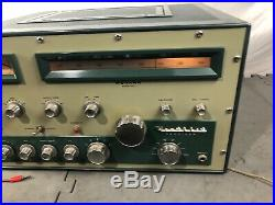Vtg Heathkit Rx-1 Mohawk Vacuum Tube Receiver Ham Radio