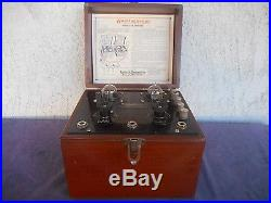 Westinghouse Aeriola SR. Amplifier / amp built for Radio CorpRCAvintage amp