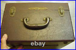 Working Air King Vintage Wire Recorder plus Wire Disks Nice Condition