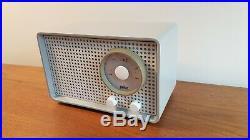 Working vintage SK1 Braun midcentury tube radio excellent condition