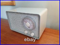 Working vintage SK 2/2 Braun midcentury FM tube radio excellent condition