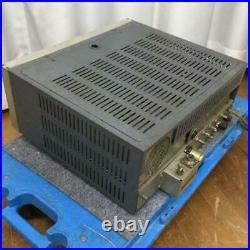 YAESU FT-401D transceiver Vacuum tube type amateur Ham Radio Vintage Japan gray