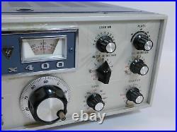 Yaesu FTDX400 Vintage Tube Ham Radio Transceiver (looks good, untested)