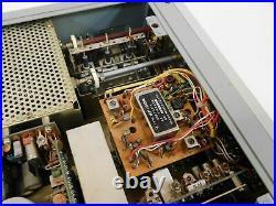 Yaesu FT-101E Vintage Tube Ham Radio Transceiver (original, clean, untested)