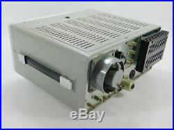 Yaesu FT-101 Vintage Tube Ham Radio Transceiver with Box + Accessories (untested)