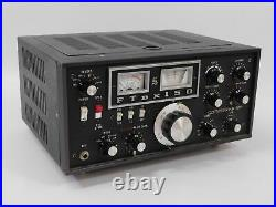 Yaesu Sommerkamp FTDX150 Vintage Tube-Hybrid Ham Radio Transceiver (untested)