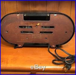 Zenith H511 Y Racetrack Vintage Radio